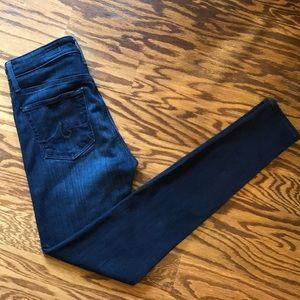 AG The Farrah Skinny High Rise Jeans